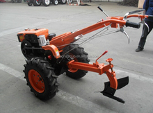 China 12hp mini hand cranking walking tractor prices