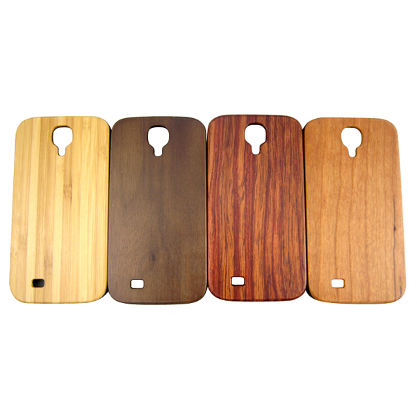 Custom phone case for Samsung S4 wooden shell protective case high quality cell phone shell