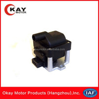 Dry Ignition Coil For VW Golf Passat Fox 1.8L 2.0L 2.5L 2.8L 1992-1997 6N0905104