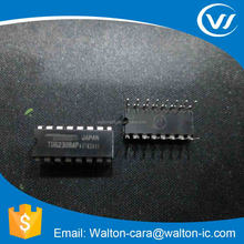 ic chip electronic component 4CH LOW INPUT ACTIVE HIGH-CURRENT DARLINGTON SINK DRIVER TD62308AP