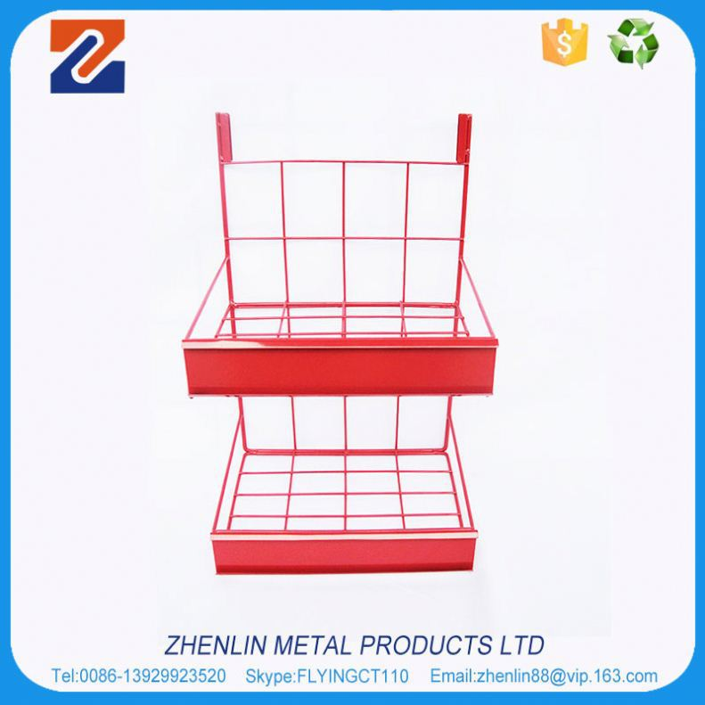 Wholesale custom strong banana display rack