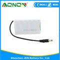 China Factory manufactur 9v alkaline AA Battery Pack