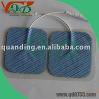 Blue tens ems electrode ,made in ShenZhen