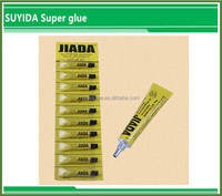 cyanoacrylate adhesive and hot melt adhesive super glue for shoes