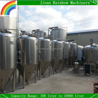 5bbl Microbrewery Beer Equipment Restaurant For