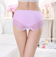 Women's Panties Transparent Underwear Women Lace Soft Briefs Sexy Lingerie