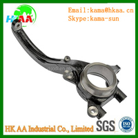 Custom forging durability auto spare parts strong material crack-resistant steering knuckle