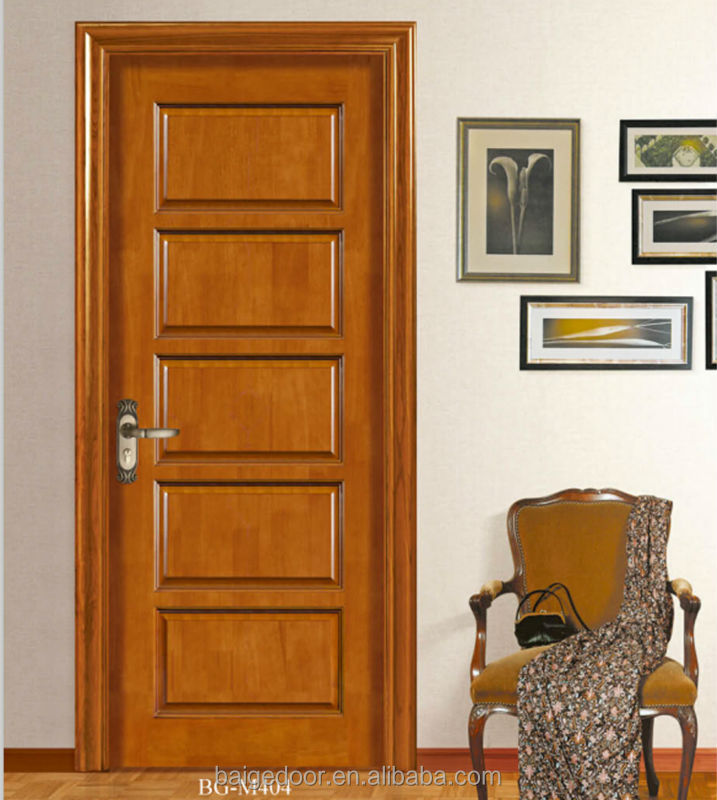 Bg M404 Wood Room Door Gate Wood Door Design Window Buy Of Door ...