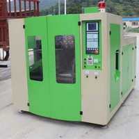 automatic HDPE PP extrusion blow molding machine for jerry cans water tanks