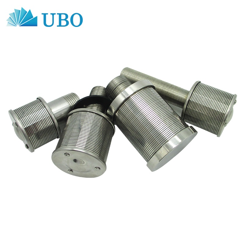SS Water Spray Nozzle High Pressure Sand Filter Nozzle Strainer