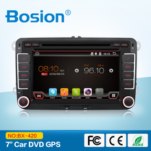 Bosion Hot Selling Touch Screen VW Golf 5 DVD GPS Navigation Car Radio Android With Entertainment App