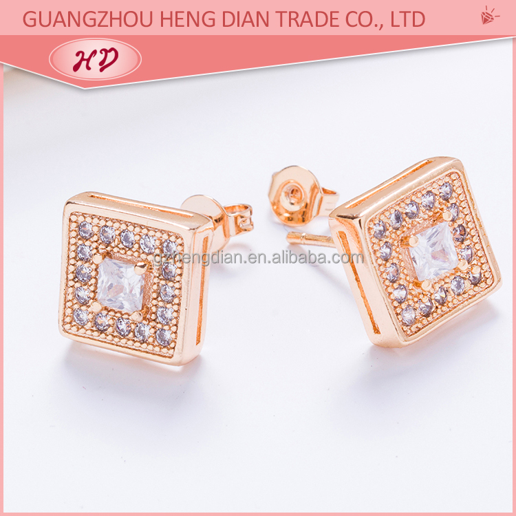 Hot Sale Stud Custom Jewelry Style Cheap Earrings made in china