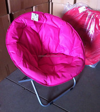 2015 Popular folding round moon chair, Planet chair
