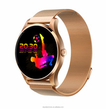 IPS Touch Screen full round K88 design smart watch SMA09 mobile watch phone Bluetooth 4.0 fashion