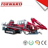 Thrust And Pullback Force 770kN HDD Rig Horizontal Directional Drill Machine