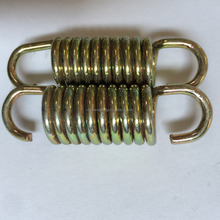 OEM supplier 304 stainless steel extension spring,tension spring with hook