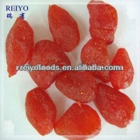 Dried red fruits