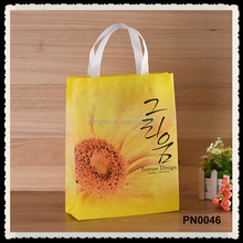 2016 Cheapest Promotional Customized Recycle PP Non Woven Bag
