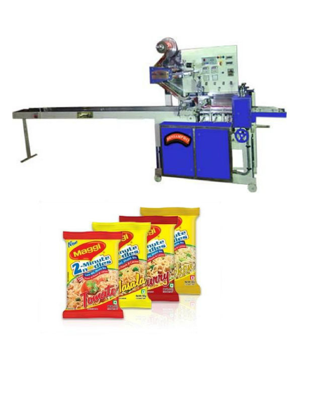 Multi Pack Noodle Packing Machine