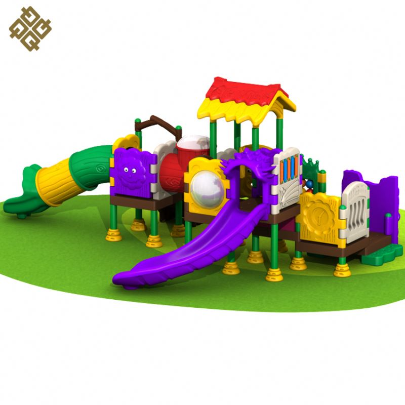 New Coming Oem & Odm colorful Tube Slides Kindergarten Playground Equipment