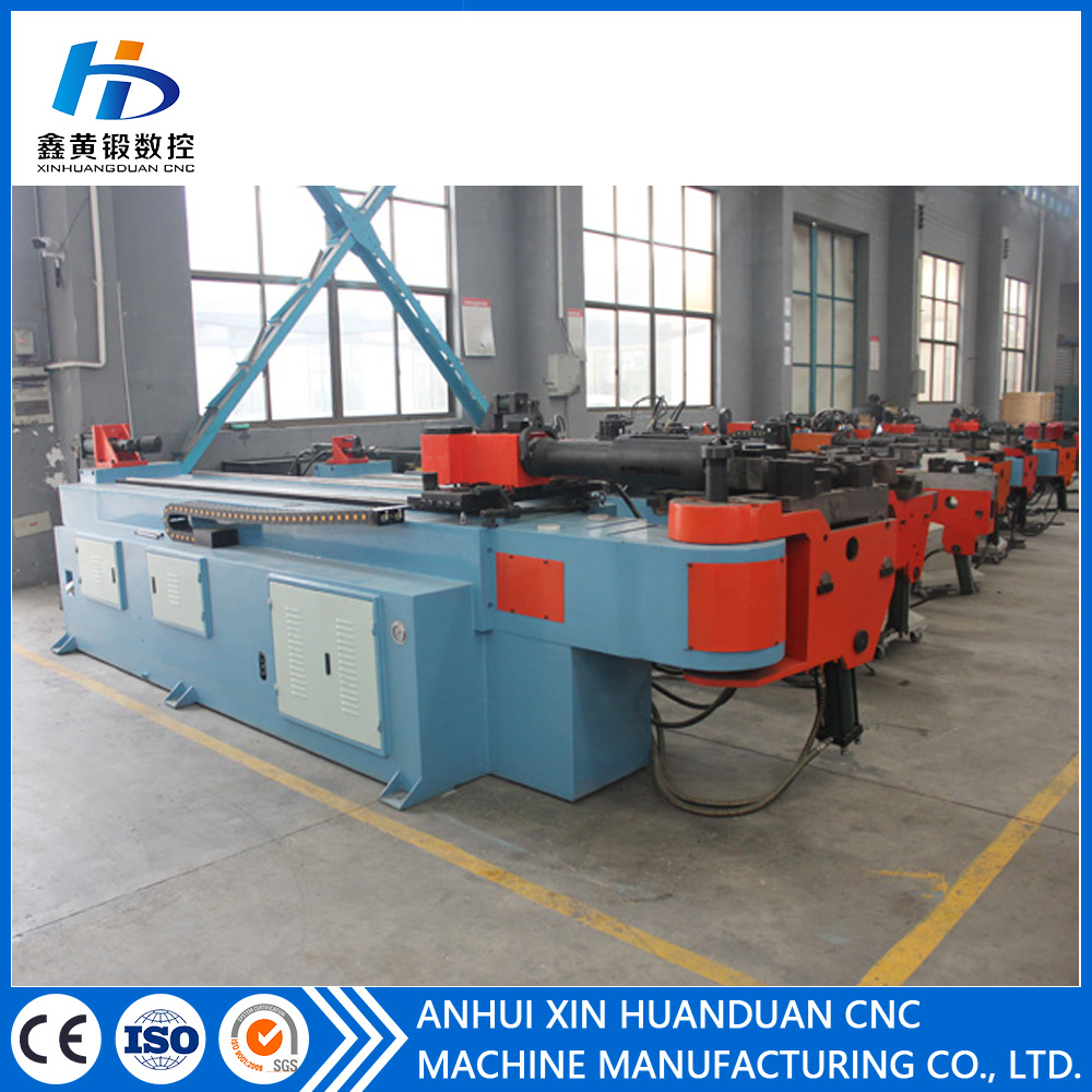 3 years warranty single-head hydraulic copper tube bending machine for air-condition