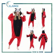 ALQ-A005 Matching adult cosplay party costumes warm onesie sleepwear
