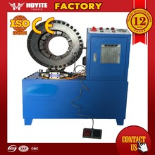 HYT-68 good quality Hose fitting Crimper hydraulic hose crimping machine for sale