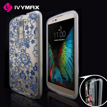 GuangZhou Manufacturer Wholesale Custom Cheap TPU PC Mobile Phone Cases for LG K10