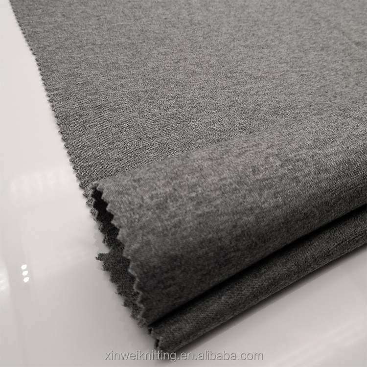 Nice quality natural cotton fabric knit clothing manufacturers