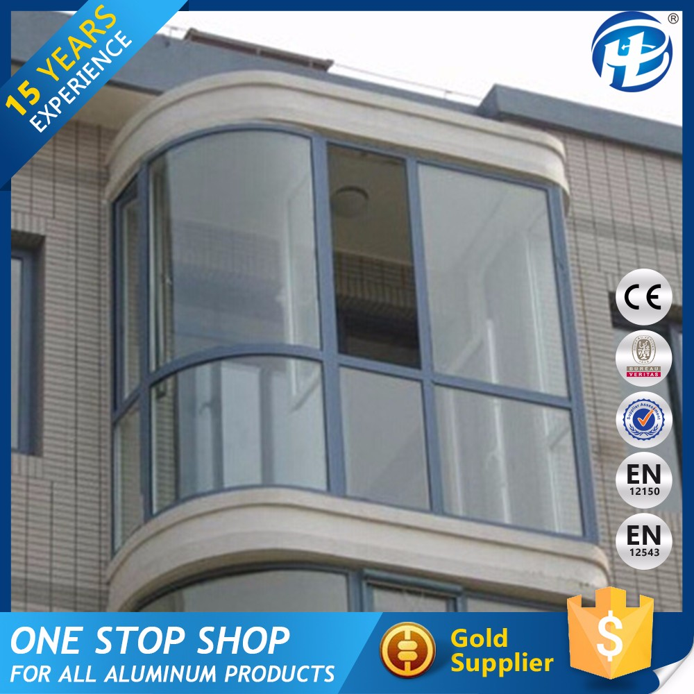 China Shopping Casement Inward Opening Casement Window
