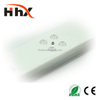 hhx high quality aluminum sign profile led light strips waterproof dc12v outdoor