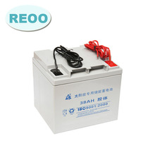 Popular 12v 200Ah solar energy storage lead acid gel battery for Peru