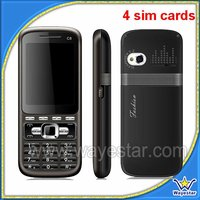 GSM Mobile Phone with q-sim dual sim card