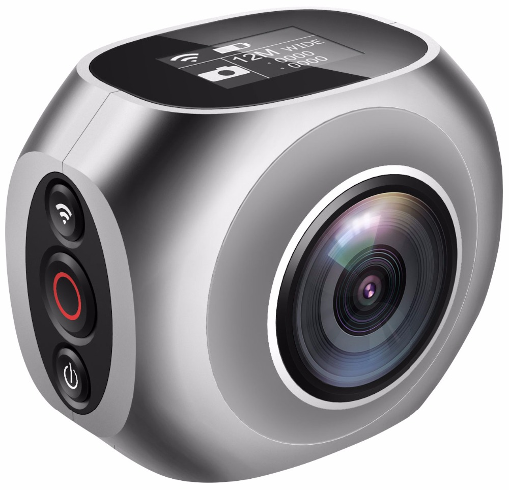 2017 Big Discount 360 Degree Camera with DVR supported WIFI