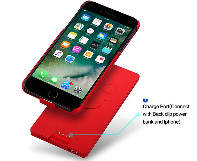 New product portable power bank case mobile power supply for phone
