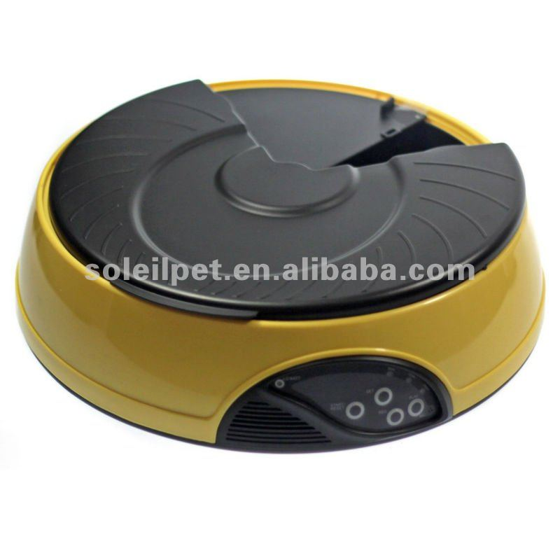 Automatic pet bowl / dog feeder