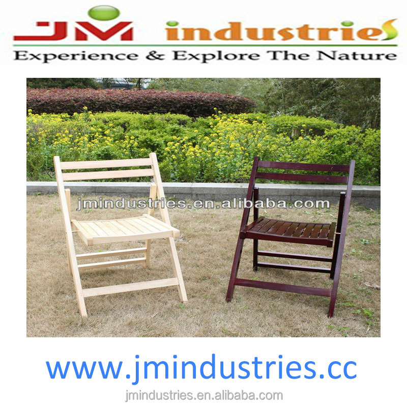 Wholesale Antique Foldable wooden Chairs