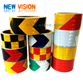 5cmx50m Yellow & Black Arrow 3M Truck Reflective Tape