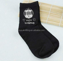 China Student Socks Factory Export To school