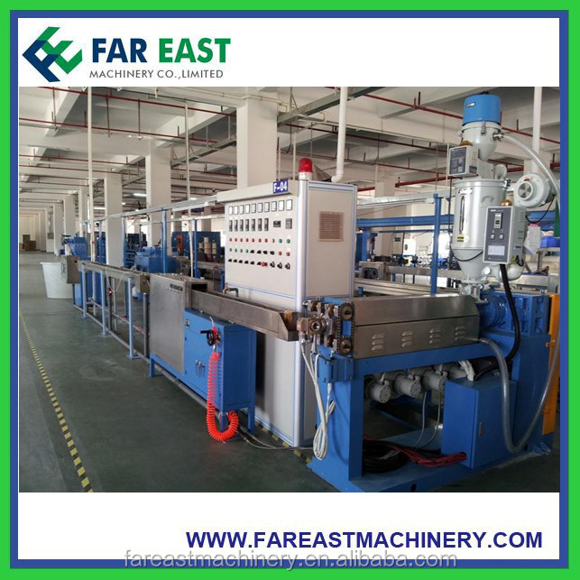 electric wire cable making machine production line to produce the electrical cable pvc insulated wire and cable machine