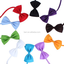 wholesale multicolor tie Pet bow tie dogs cats and dogs