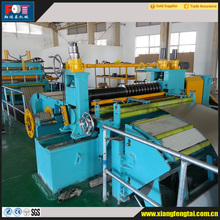 Automatic CR, HR Steel coil slitting machine, cut to length line
