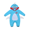 2016 Hot Selling Cuty Toddler Clothes Brand Baby Boy Girls Jumpsuits Long Sleeves Baby Body Suit 100% cotton