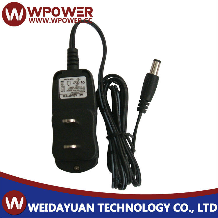 5V 1A wall plug in ac adapter
