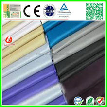 kinds of polyester tinsel fabric for cloth t-shirt