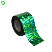 Metalized BOPP/PET Hologram Pattern thermal Laminating Film For Packing