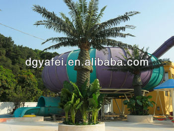 Artificial palm leaves date palm trees