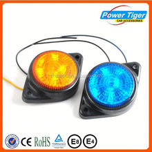 2015 hot sale dot led trailer light stop tail turn light