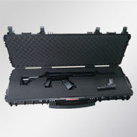 Plano Gun Case Hard Plastic Waterproof