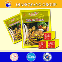 Hot sale bag packing chicken seasoning bouillon cubes condiments cubes